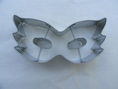 Mask Cookie Cutter by almostnecessities on Etsy, $2.98