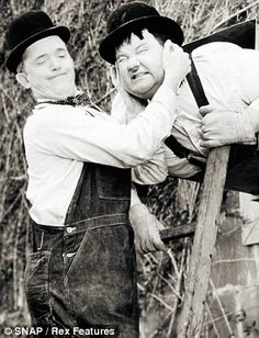 Laurel And Hardy, Stan Laurel Oliver Hardy, Music Film, Film Movie, Movies, Silent Film Stars, Movie Stars, Comedy Duos, Sound Film