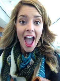 Grace Helbig. She's literally the most hilarious thing that has ever existed