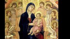 Duccio, Maesta (front), 1308-11