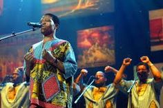 Lady Smith Black Mambazo We saw them last night. It was a fun concert.