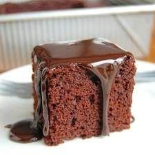 Gluten-Free Cake Pan Cake: King Arthur Flour