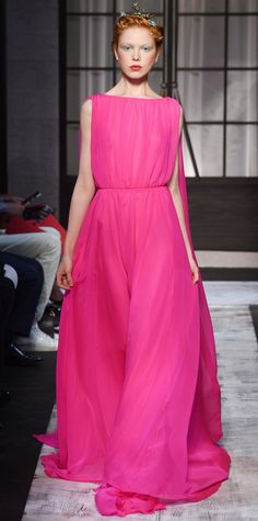 The Most Breathtaking Gowns from Fall 2015 Couture Fashion Week - Schiaparelli  - from InStyle.com