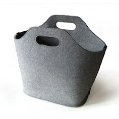 Customized Wool Felt Large Tote Bag, Felt Laundry Basket,Direct Supplier From China,Material:ECO Felt,Features:1)Customized Color and Size,2)OEM/ODM Available,3)Multi-functional,4)Soft and Water-proof Material