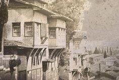 ONE OF THE OLDEST PHOTOGRAPHS OF ISTANBUL, USKUDAR, 1842 İstanbulun En Eski Fotoğraflarından Biri, Üsküdar, 1842