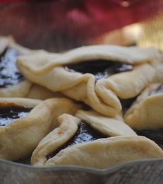 Israeli Kitchen's Hamentaschen Recipe  the site has a poppyseed filling recipe
