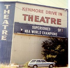 Where my love of movies began. My parents had a Chevy station wagon. They'd make a cozy area in the back of it, make homemade popcorn & off we'd go to this theater. We loved it!!