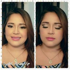 Make up for Crismery, she is a beautifull mom