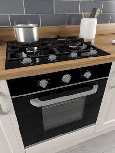 ART50245 Oven And Hob, Put Together, Save Yourself, Stove, Kitchen Appliances, Diy Kitchen Appliances, Home Appliances, Range, Kitchen Gadgets
