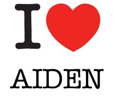 """Aiden, male and female name, means """"fire,"""" of Scottish, Irish, Gaelic, and English origin"""
