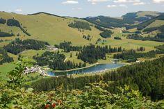 Foto (c) Berghofer Blick zum Teichalmsee