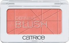 Catrice defining blush: Love & Peach