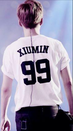 Xiumin, kim min suk, kim min seok, exo, 99,