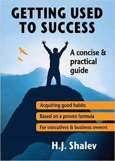 Personal Transformation: Personal Development: Getting Used to Success. A Self Help Practical Guide for Personal Change Management & Business Success: ... Business & Personal Transformation Book 1) - Kindle edition by H.J. Shalev. Health, Fitness & Dieting Kindle eBooks @ Amazon.com.