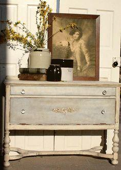 Beautiful vintage sideboard