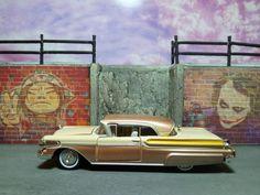 1957 Mercury Turnpike Cruiser by M2 Machines