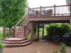 Picture of Low-Maintenance Deck by Archadeck in Urbandale