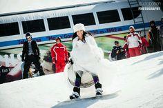 Snowboarding?