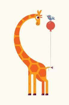 Tall Friend & Small Friend by Bob Daly