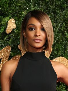 Le make-up de Jourdan Dunn
