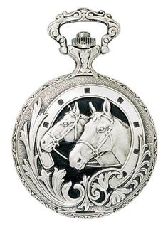 My Dream Watches: Horse Motif Pocket Watches - Dress Pocket Watch