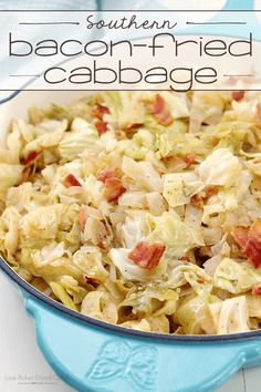 You'll want to make this Southern Bacon-Fried Cabbage again and again! It's hard to believe that such simple ingredients could result in such a flavorful and delicious side dish! Are you a fan of cabbage?! For the most part, I can take it or leave it, it's just okay to me …. unless you're talking...Read More