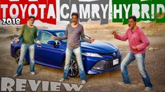 Toyota Camry Hybrid 2018 drive review