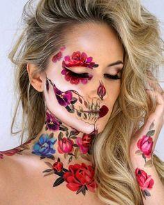 #Makeup #FantasyMakeup #Halloween #Maquillaje