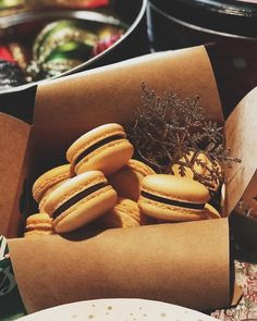One more part of our Christmas menu are Macarons! These little cookies stole the heart of millions 💕 Place you order for… Food Photo, Hot Dog Buns, Macarons, Baked Goods, Good Morning, Seattle, Bakery, Menu, Cookies