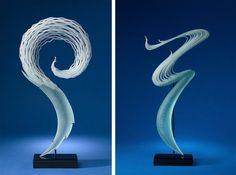 Стихия моря и стекла: уникальные скульптуры K. William LeQuier - Ярмарка Мастеров - ручная работа, handmade