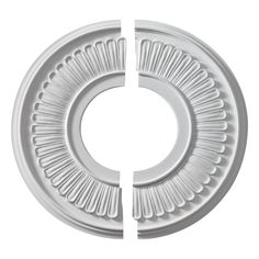 how to install modern ceiling medallions | How to Install a Ceiling Medallion Above a Light Fixture ...