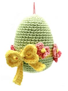 Easter is almost here! It's time to fill up our baskets with some colorful woolly crochet eggs! Crochet them around a plastic egg and fill… Easter Egg Pattern, Easter Crochet Patterns, Amigurumi Patterns, Crochet Towel, Crochet Dolls, Free Crochet, Easter Toys, Easter Crafts, Crochet Chicken