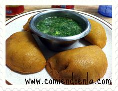 Colombian Food: Empanadas de Carne