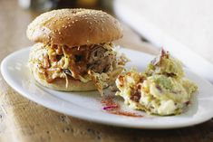 Most people think of coleslaw as a simple side salad, but these 10 recipes show its versatility. Make it creamy or light to enjoy with your barbecue. Chick Fil A Coleslaw Recipe, Best Coleslaw Recipe, Coleslaw Recipes, Vegetable Side Dishes, Vegetable Recipes, Vegetarian Recipes, Barbecue Side Dishes, Barbecue Recipes, Slow Cooker Recipes