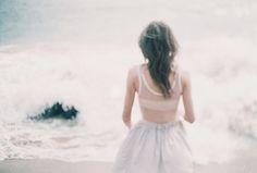 el amor como el mar se ve el principio perono el final