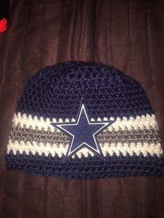 171 Best Crochet Dallas Cowboys Images In 2016 Cowboy Crochet