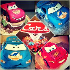 Boys luv CARS