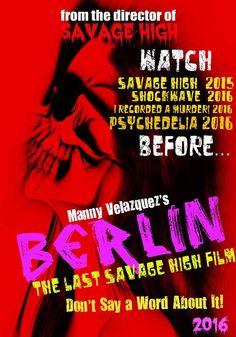 Berlin Grindhouse: Part 1 (2016)
