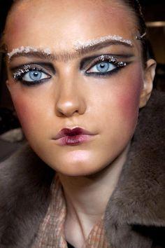 Pat McGrath Greatest Runway Hits - Makeup Artist Pat McGrath Best Looks