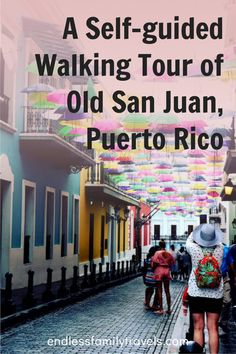 On our eastern Caribbean cruise, we stopped in Puerto Rico & took a self-guided walking tour of Old San Juan. This colorful island city is full of history. #PuertoRico #OldSanJuan #Cruise Eastern Caribbean Cruises, Caribbean Vacations, Best Family Vacation Spots, Visit Savannah, Puerto Rican Culture, Cruise Port, Shore Excursions, Walking Tour, Puerto Rico
