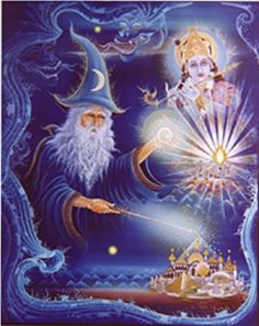 Merlin ~ The Reawakening of Lemuria