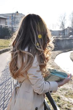 could my hair look like this tomorrow morning, please?!