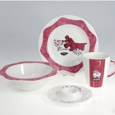 Childs fine china porcelain set bear products china and bears a brilliant gift idea for easter that will be used all year childs fine china negle Image collections
