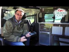 Campervan of the Year 2014 - Wellhouse Ford Terrier motorhome video Ford Transit  Cool Minivan