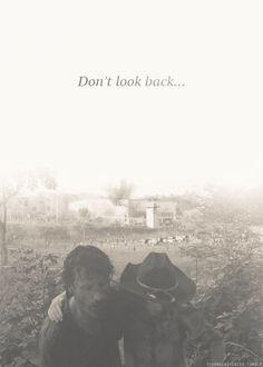 "Rick & Carl Grimes ""Too Far Gone"""