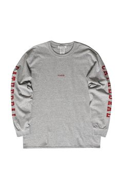 Cathedral LongSleeve Grey