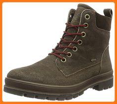 6071f5addfe0 Legero Herren Montana 700513 Combat Boots, Grau (Vigogna Kombi 30), 41 EU