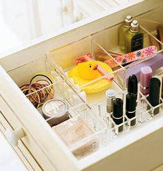 drawer organizer for your makeup and/or desk items
