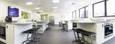 Food Technology classroom renovation | Southlands High School, Chorley