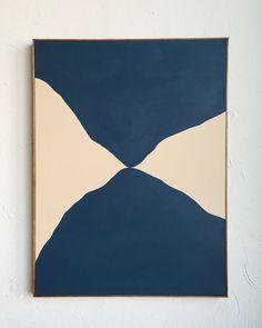 "John Zabawa ""Stones x Acrylic. Finally learned how to build slip frames. Contemporary Abstract Art, Abstract Wall Art, Modern Art, Hallway Art, Geometric Art, Diy Art, Collage Art, Art Inspo, Art Projects"